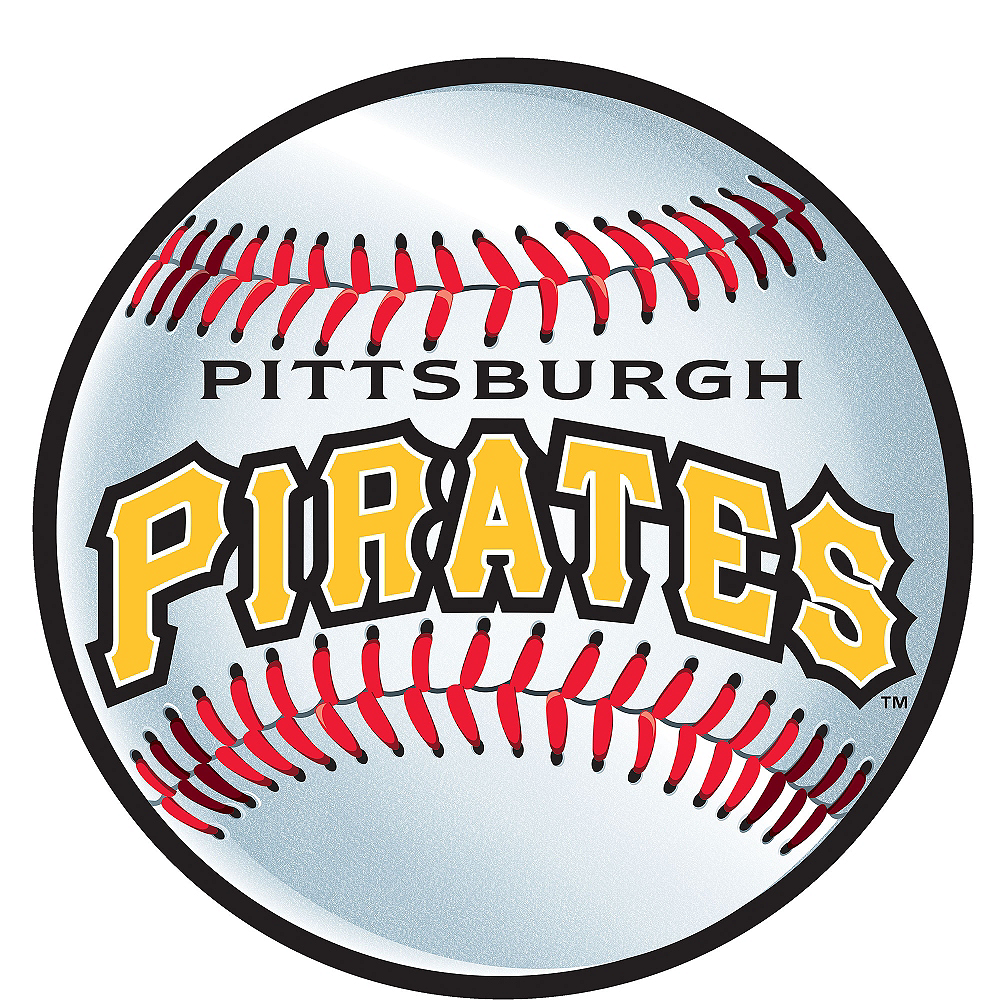 Pittsburgh Pirates Cutout Image #1