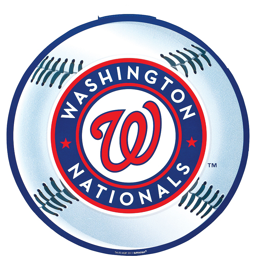 Washington Nationals Cutout Image #1