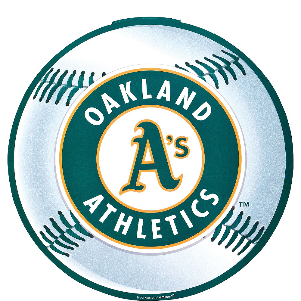 Oakland Athletics Cutout Image #1
