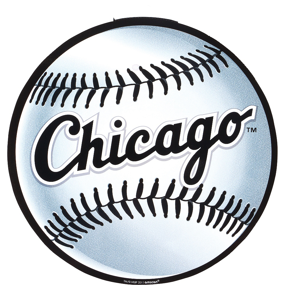 Chicago White Sox Cutout Image #1
