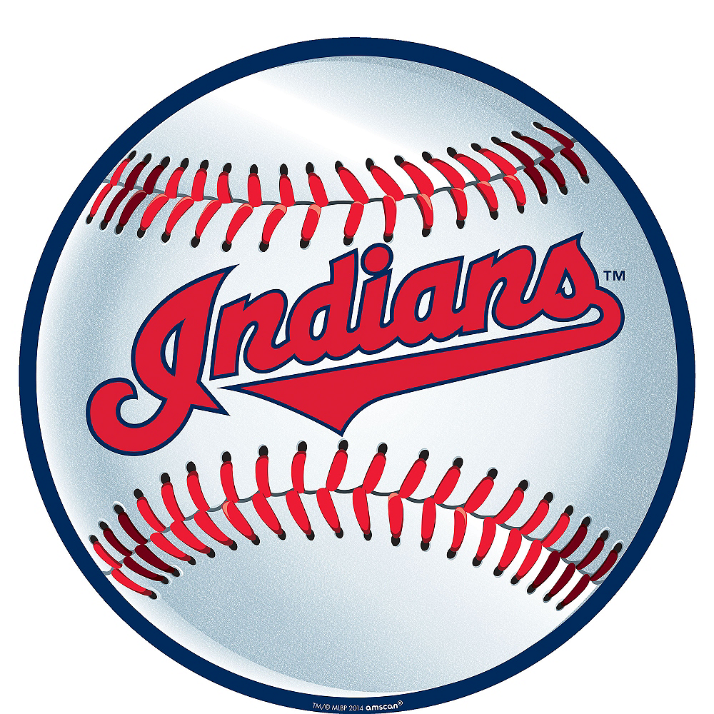 Nav Item for Cleveland Indians Cutout Image #1