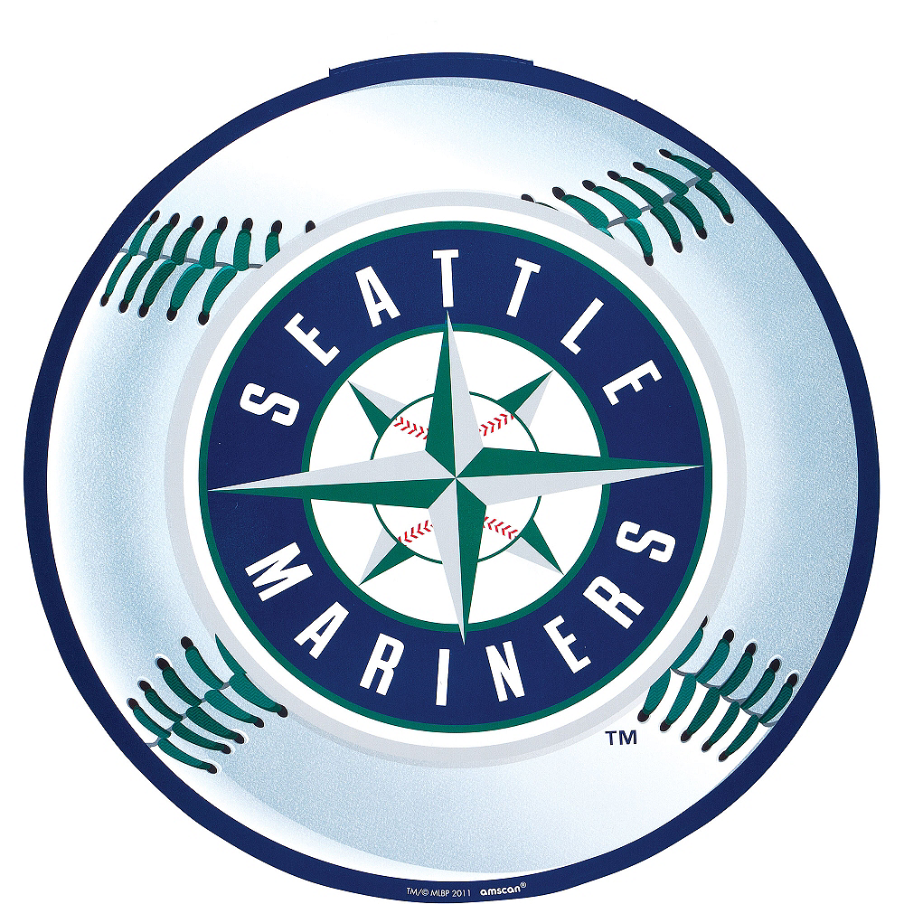 Seattle Mariners Cutout Image #1