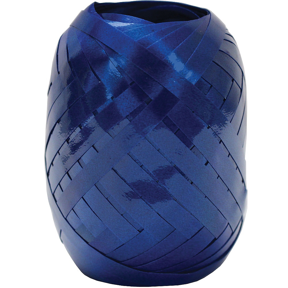 Nav Item for Royal Blue Curling Ribbon Keg Image #1