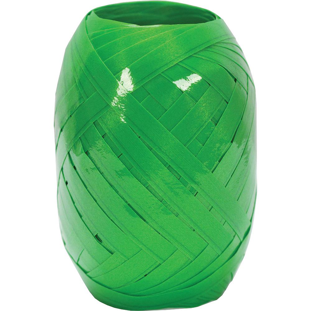 Kiwi Green Curling Ribbon Image #1