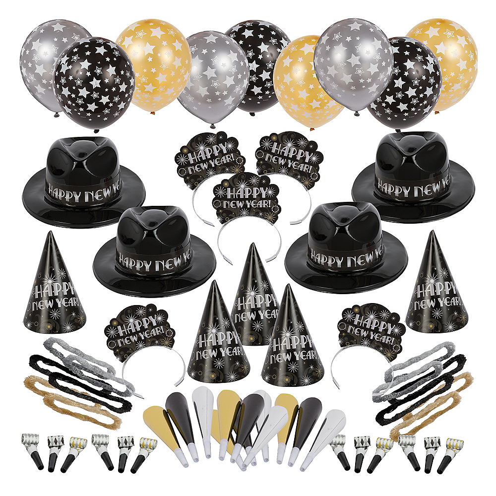 Kit For 100 - Ballroom Bash New Year's Party Kit Image #1