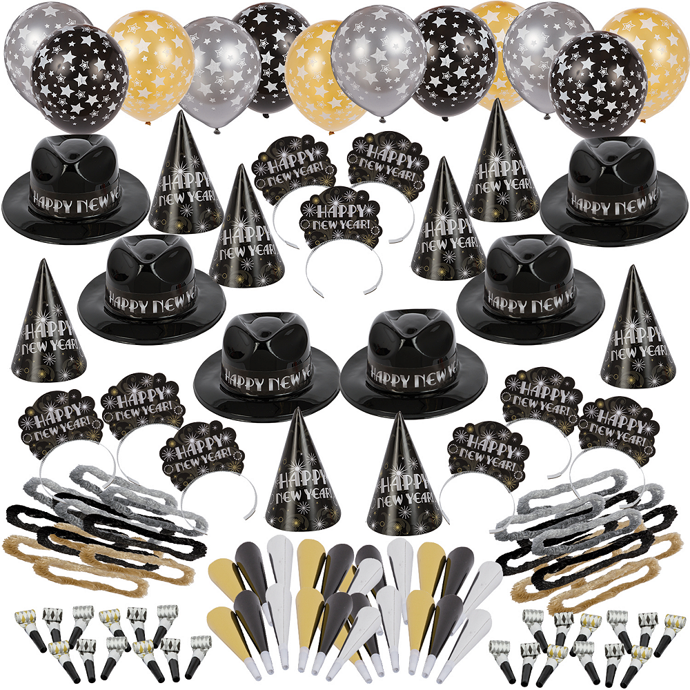 Kit For 200 - Ballroom Bash New Year's Party Kit Image #1