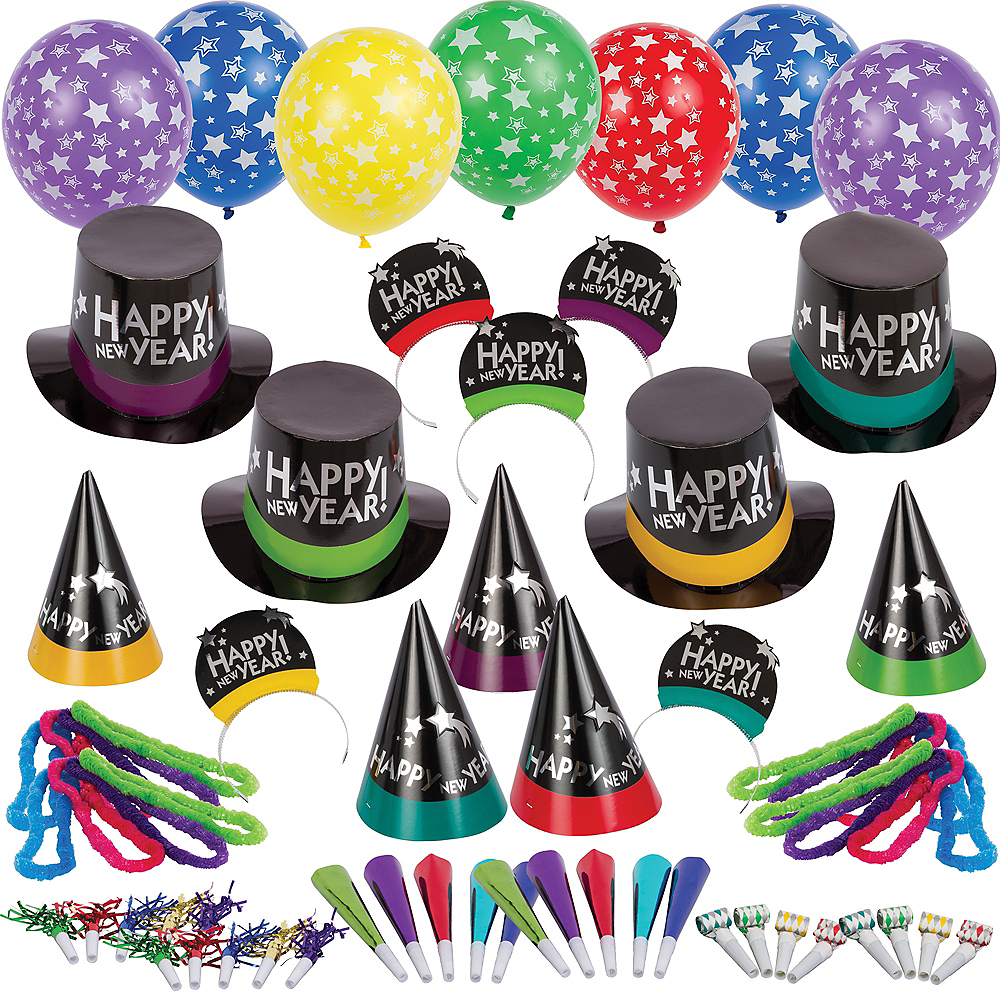 Kit For 100 - Not So Simply Stated New Year's Party Kit Image #1