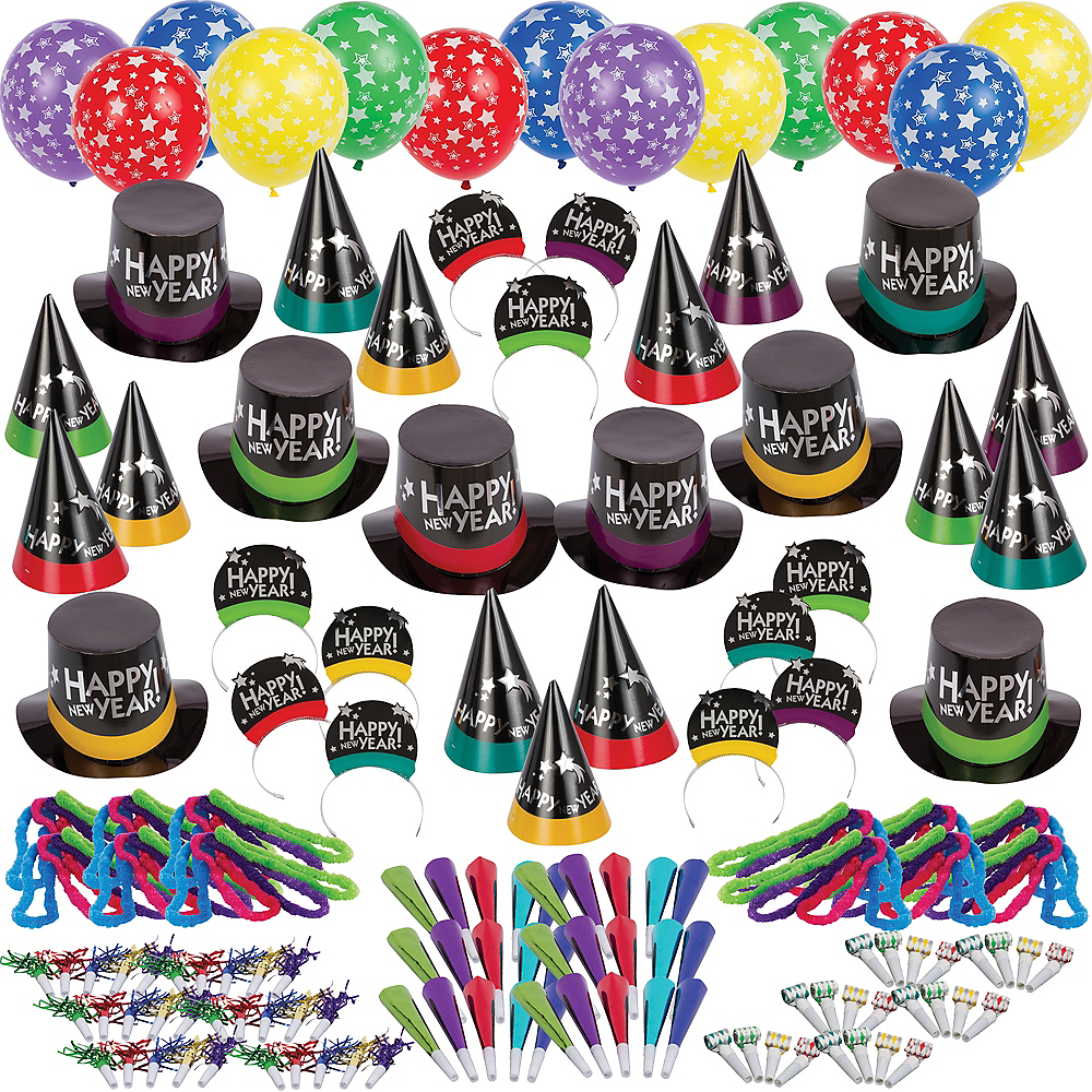 Kit For 300 - Not So Simply Stated New Years Party Kit Image #1