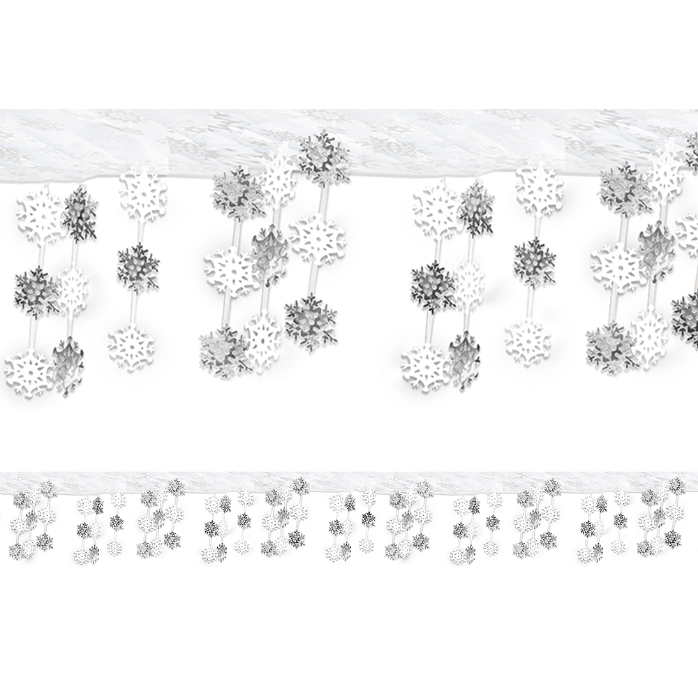 Nav Item for Snowflake Ceiling Decoration Image #1