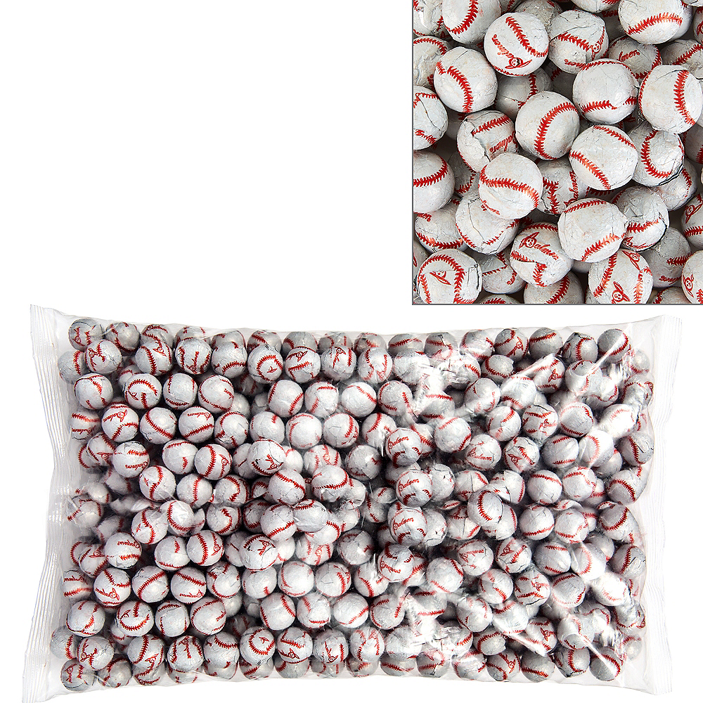 Palmer Chocolate Baseballs 450ct Image #1