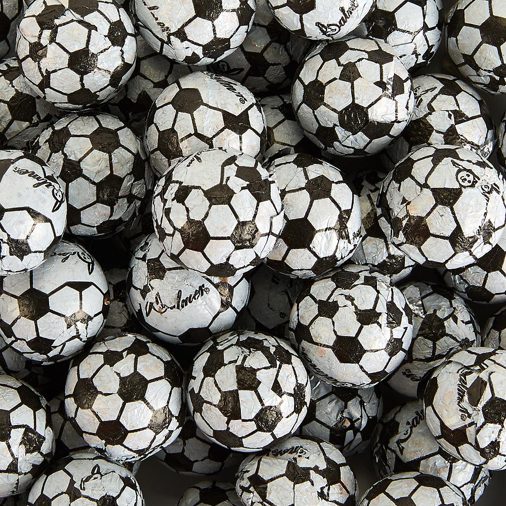 Palmer Chocolate Soccer Balls 450ct Image #2