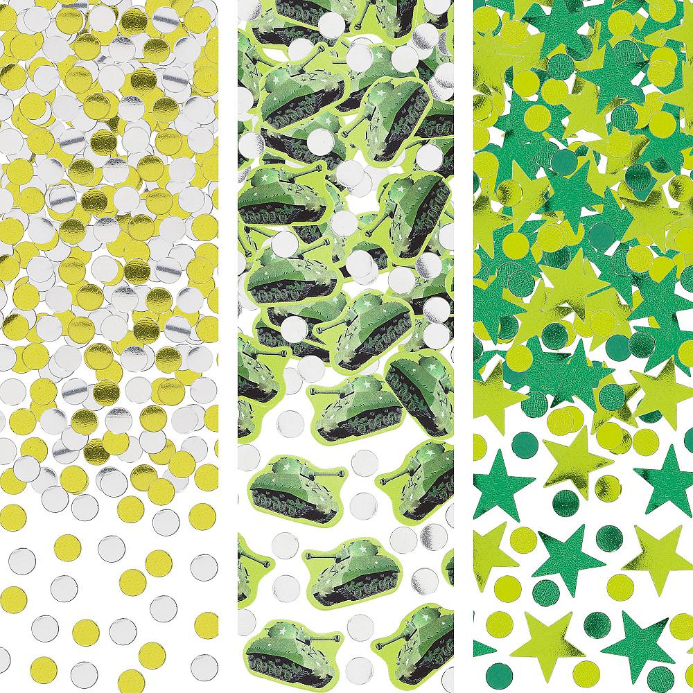 Camouflage Confetti 1.2oz Image #1