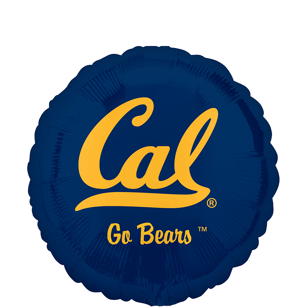 Nav Item for Cal Bears Balloon Image #1
