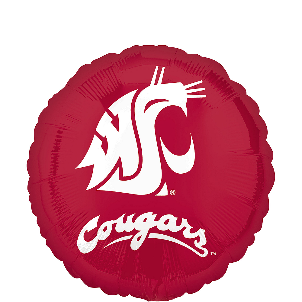 Washington State Cougars Balloon Image #1