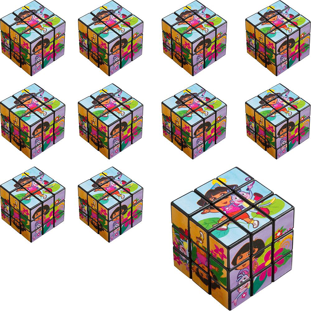 Dora the Explorer Puzzle Cubes 24ct Image #1