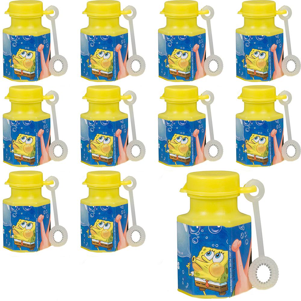 SpongeBob Mini Bubbles 48ct Image #1