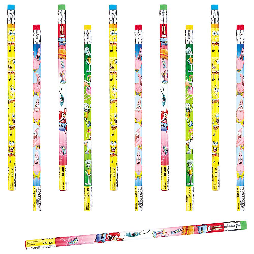 SpongeBob Pencils 48ct Image #1