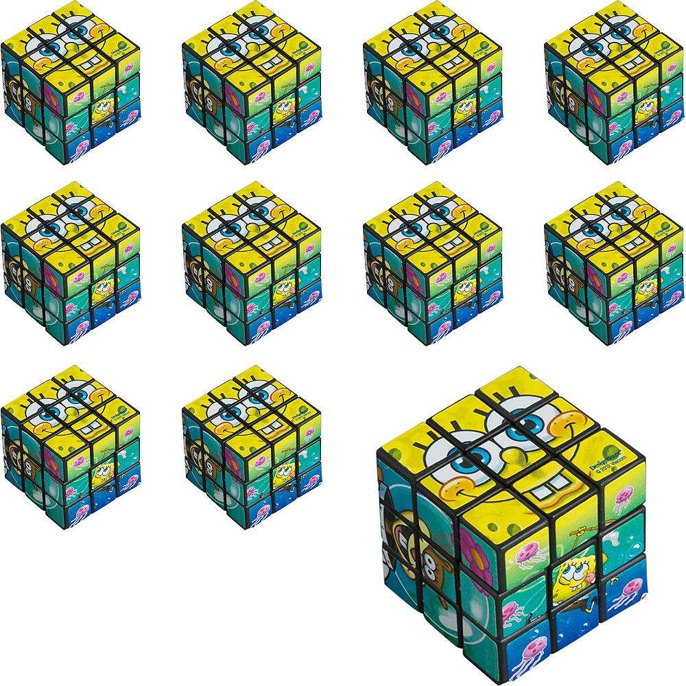 SpongeBob Puzzle Cubes 24ct Image #1