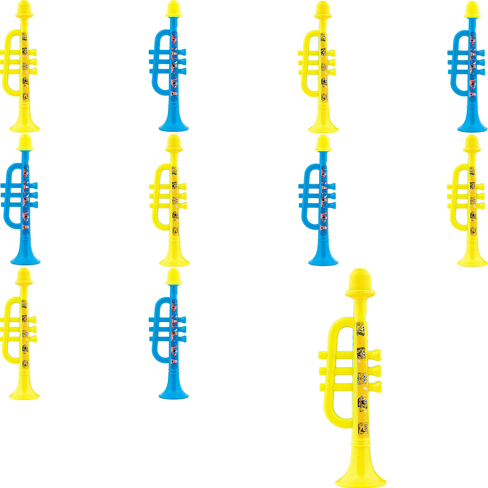 Nav Item for SpongeBob Trumpets 24ct Image #1