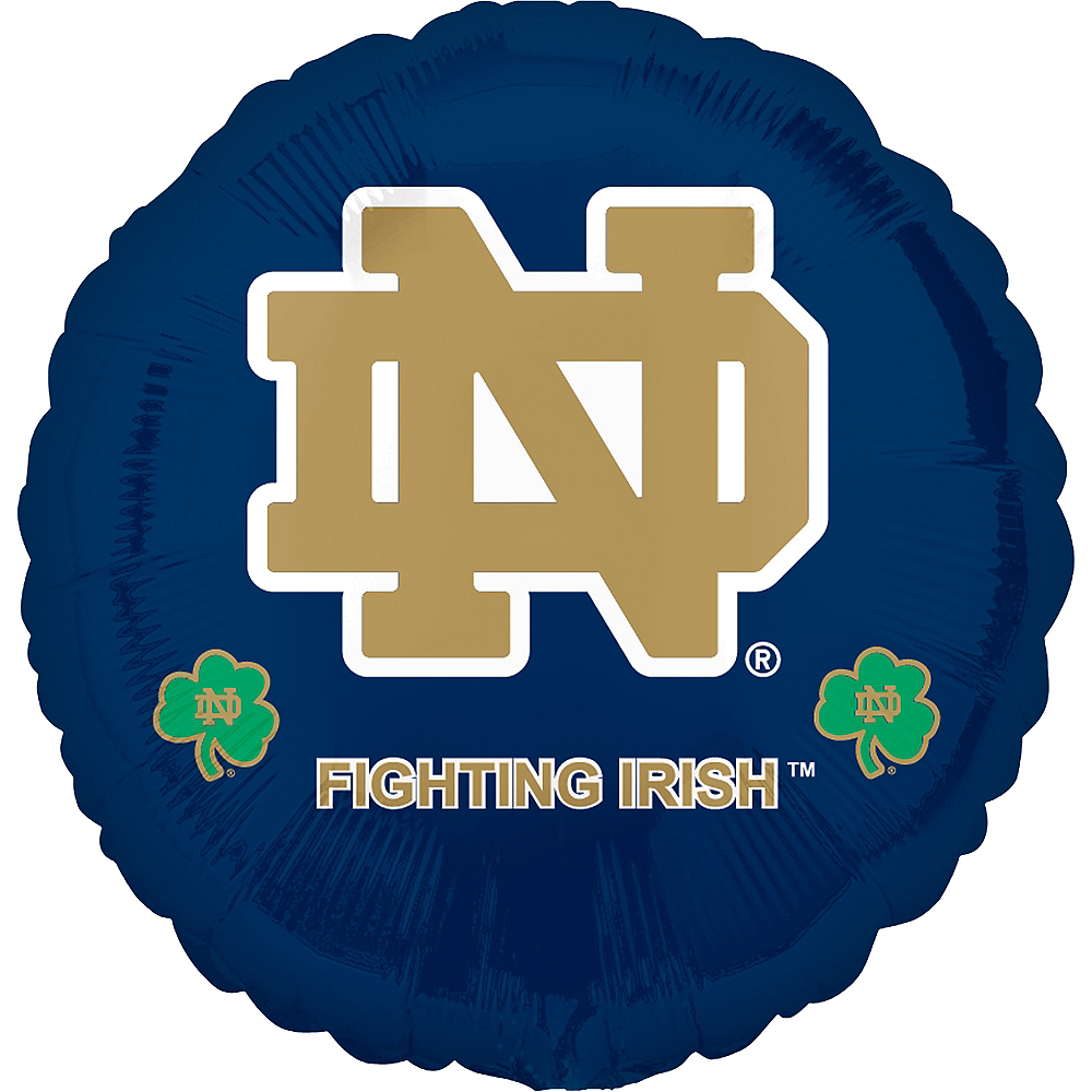 Notre Dame Fighting Irish Balloon Image #1