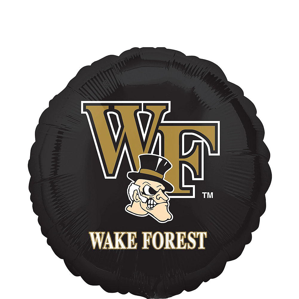 Wake Forest Demon Deacons Balloon Image #1