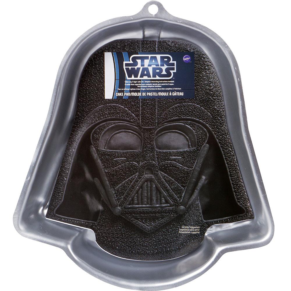 Wilton Darth Vader Cake Pan