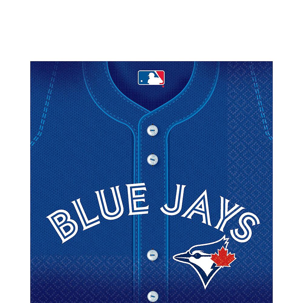 Toronto Blue Jays Lunch Napkins 36ct Image #1