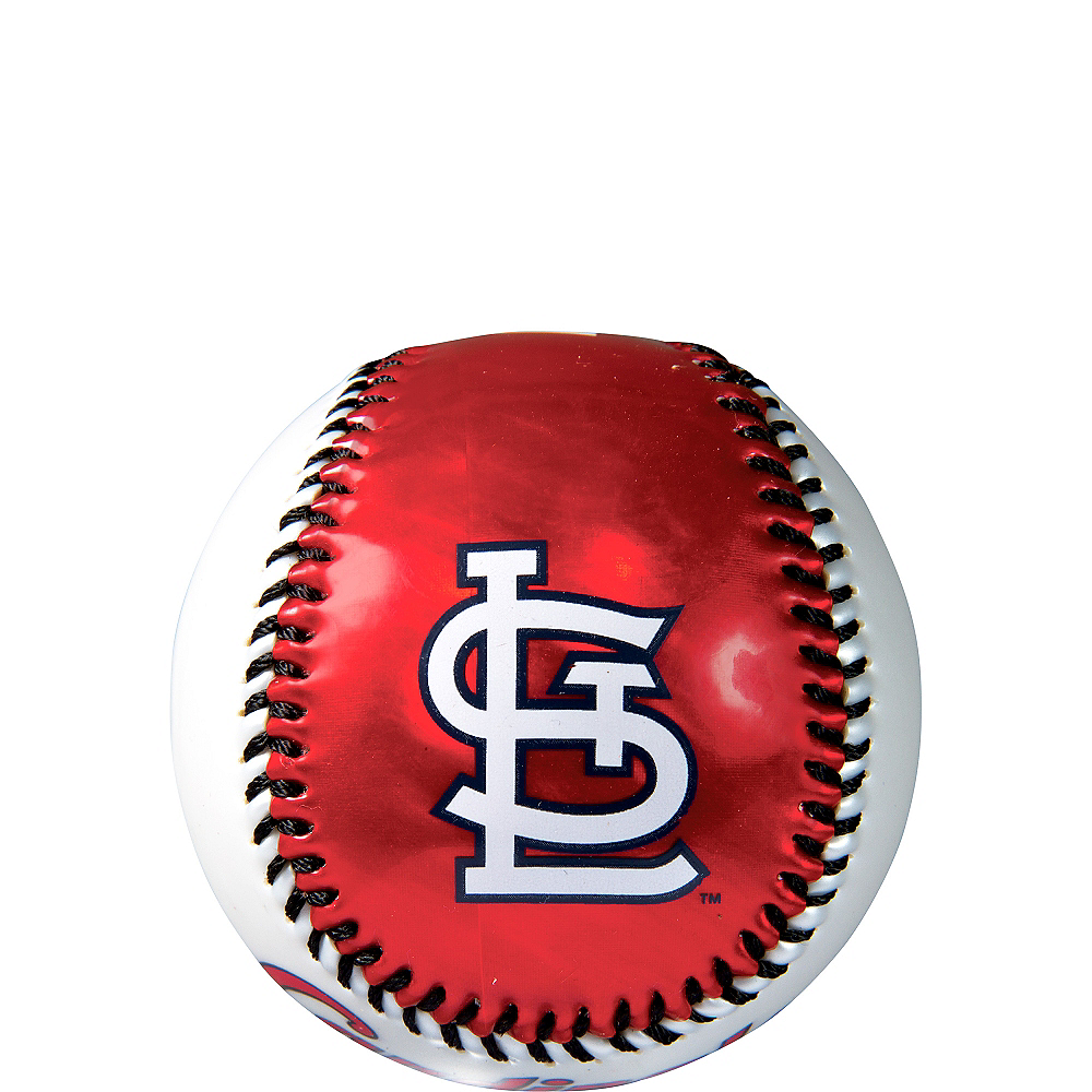 St. Louis Cardinals Soft Strike Baseball Image #1