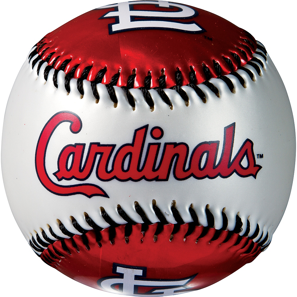St. Louis Cardinals Soft Strike Baseball Image #2