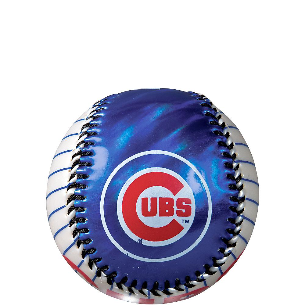 Chicago Cubs Soft Strike Baseball Image #1