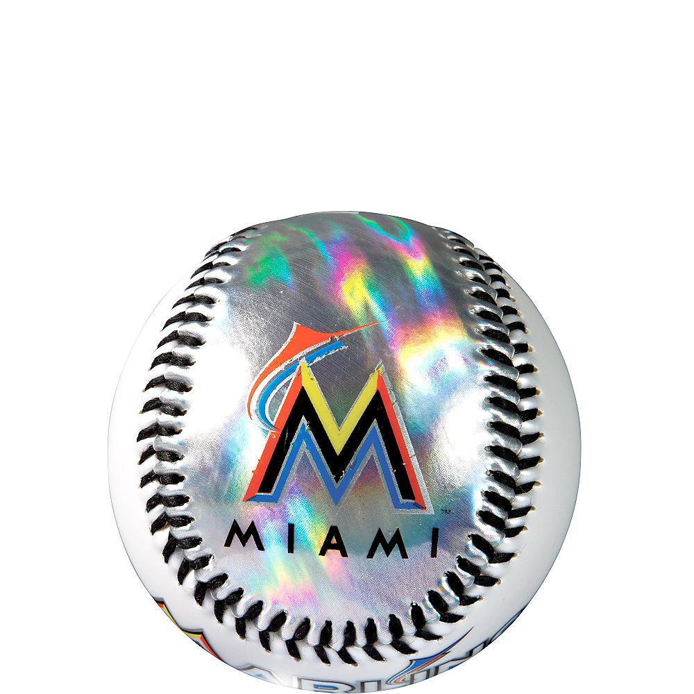 Miami Marlins Soft Strike Baseball Image #1