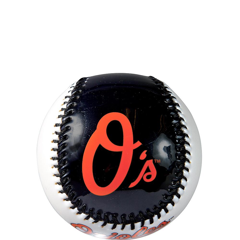 Baltimore Orioles Soft Strike Baseball Image #1