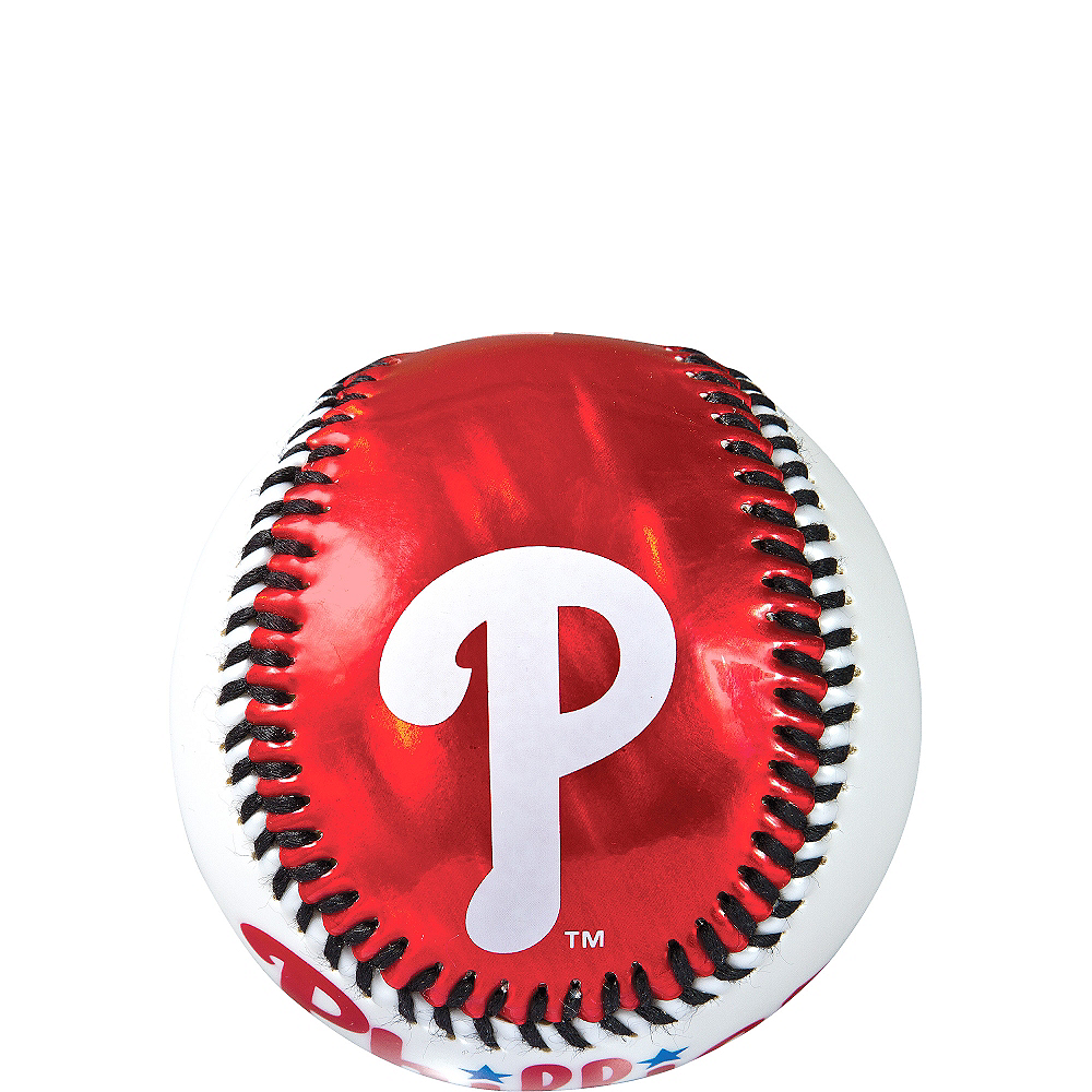 Philadelphia Phillies Soft Strike Baseball Image #1