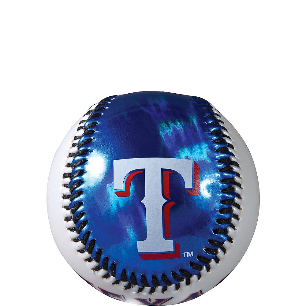 Texas Rangers Soft Strike Baseball Image #1