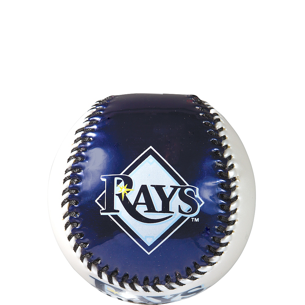 Tampa Bay Rays Soft Strike Baseball Image #1