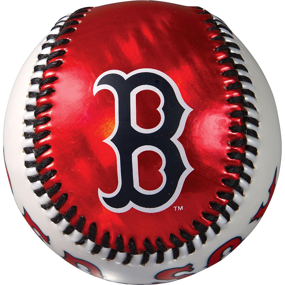 Boston Red Sox Soft Strike Baseball Image #1