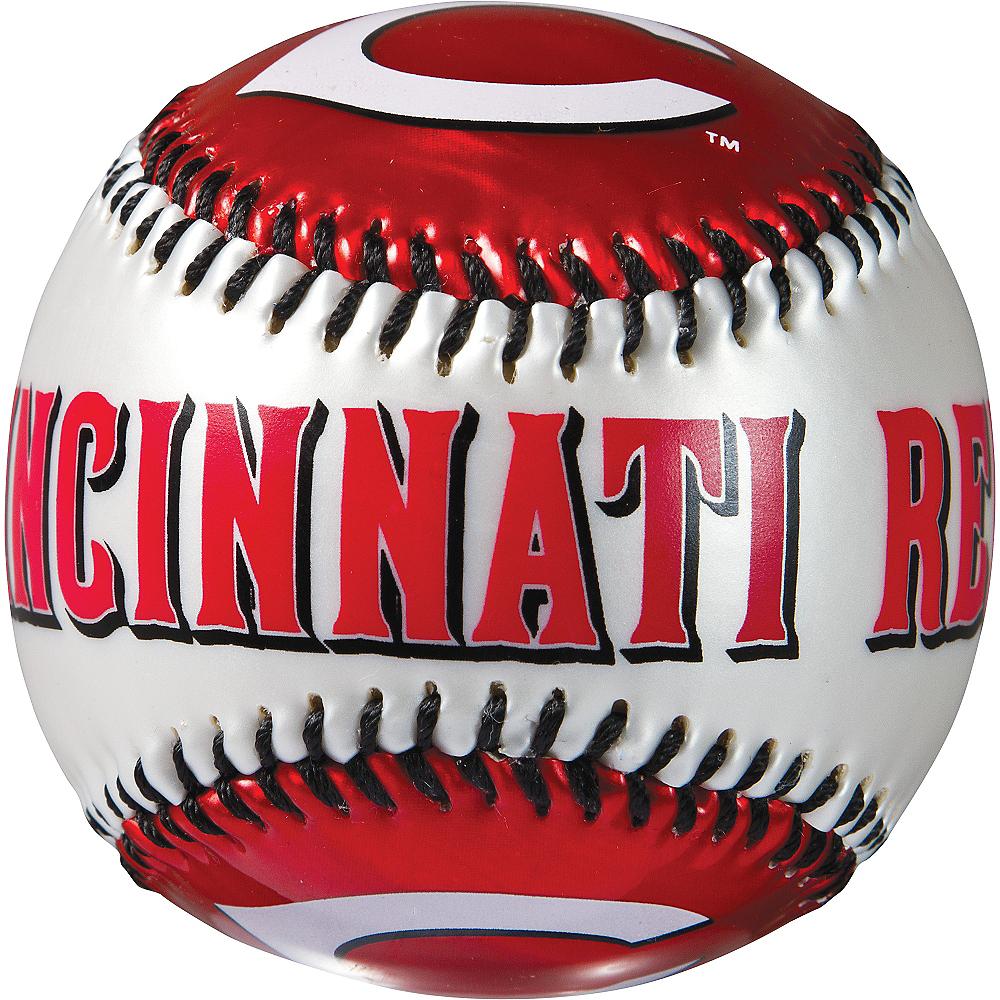 Cincinnati Reds Soft Strike Baseball Image #2
