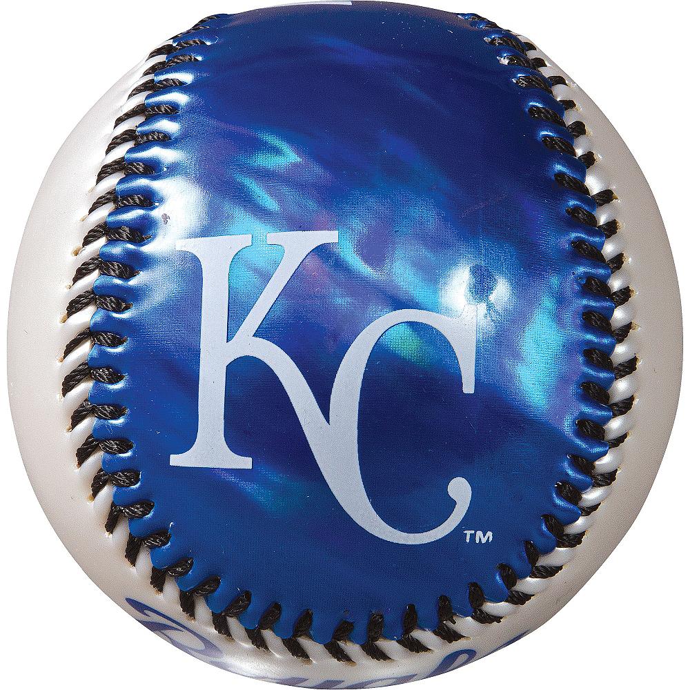 Kansas City Royals Soft Strike Baseball Image #2