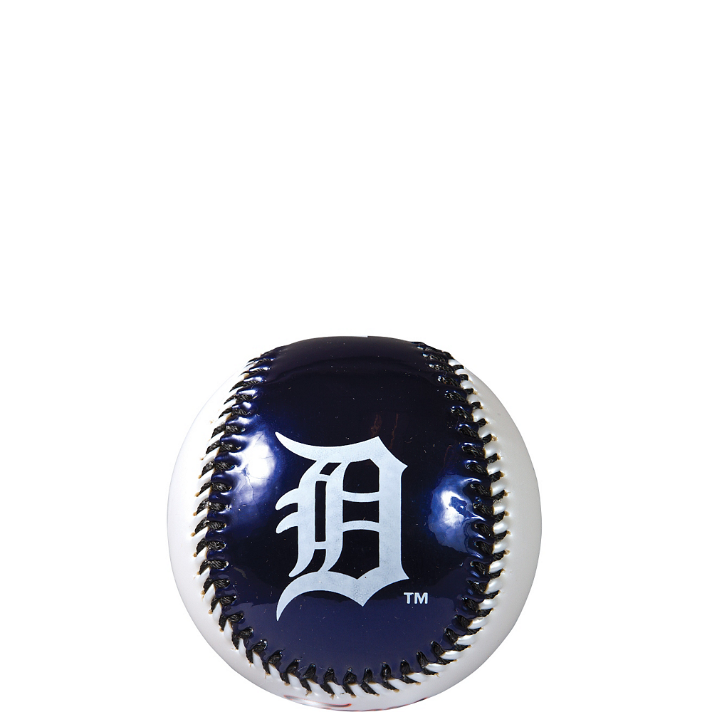 Detroit Tigers Soft Strike Baseball Image #1