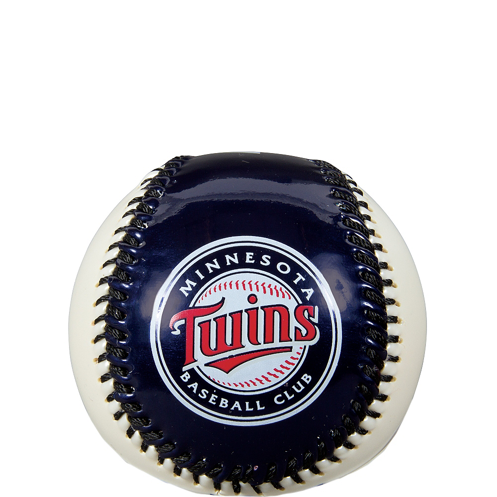 Minnesota Twins Soft Strike Baseball Image #1