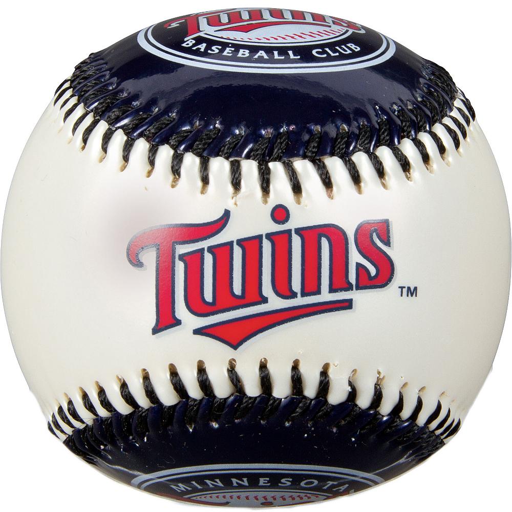 Minnesota Twins Soft Strike Baseball Image #2