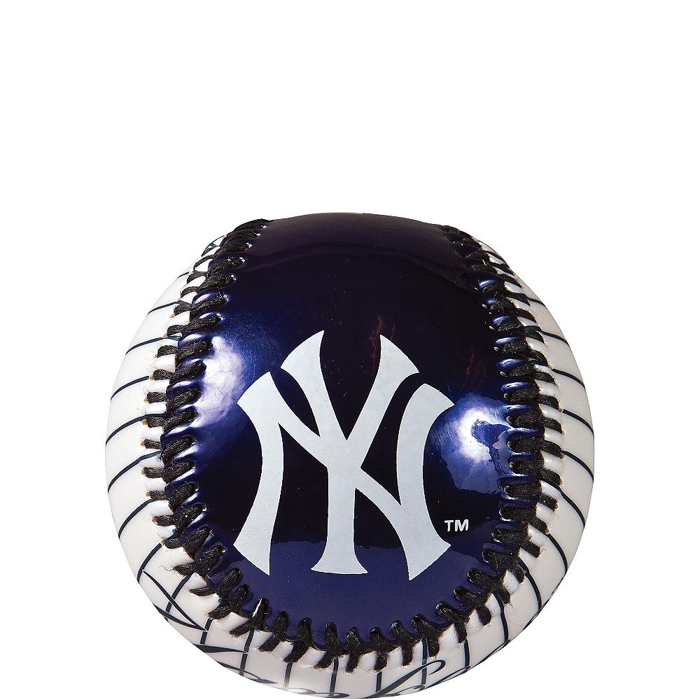 New York Yankees Soft Strike Baseball Image #1