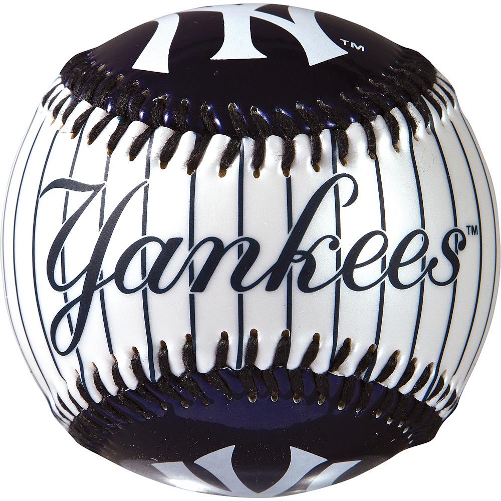 New York Yankees Soft Strike Baseball Image #2