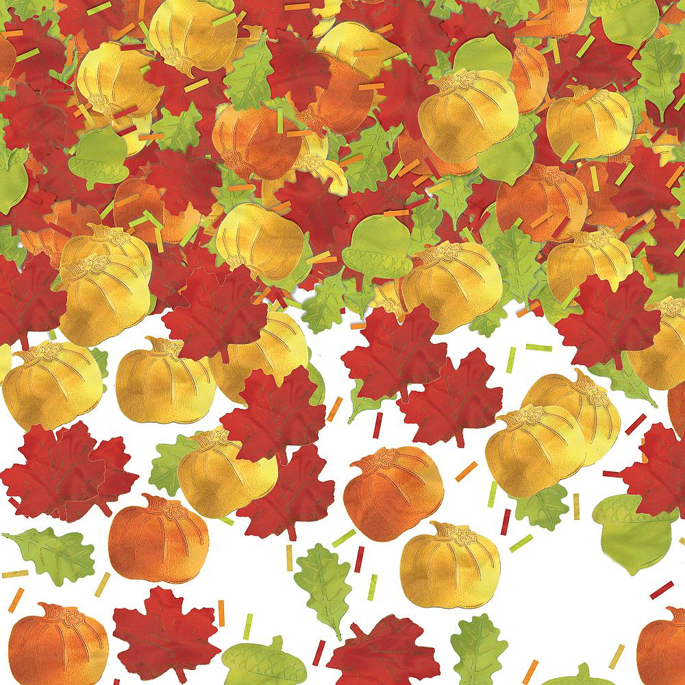 Thanksgiving Confetti Image #1