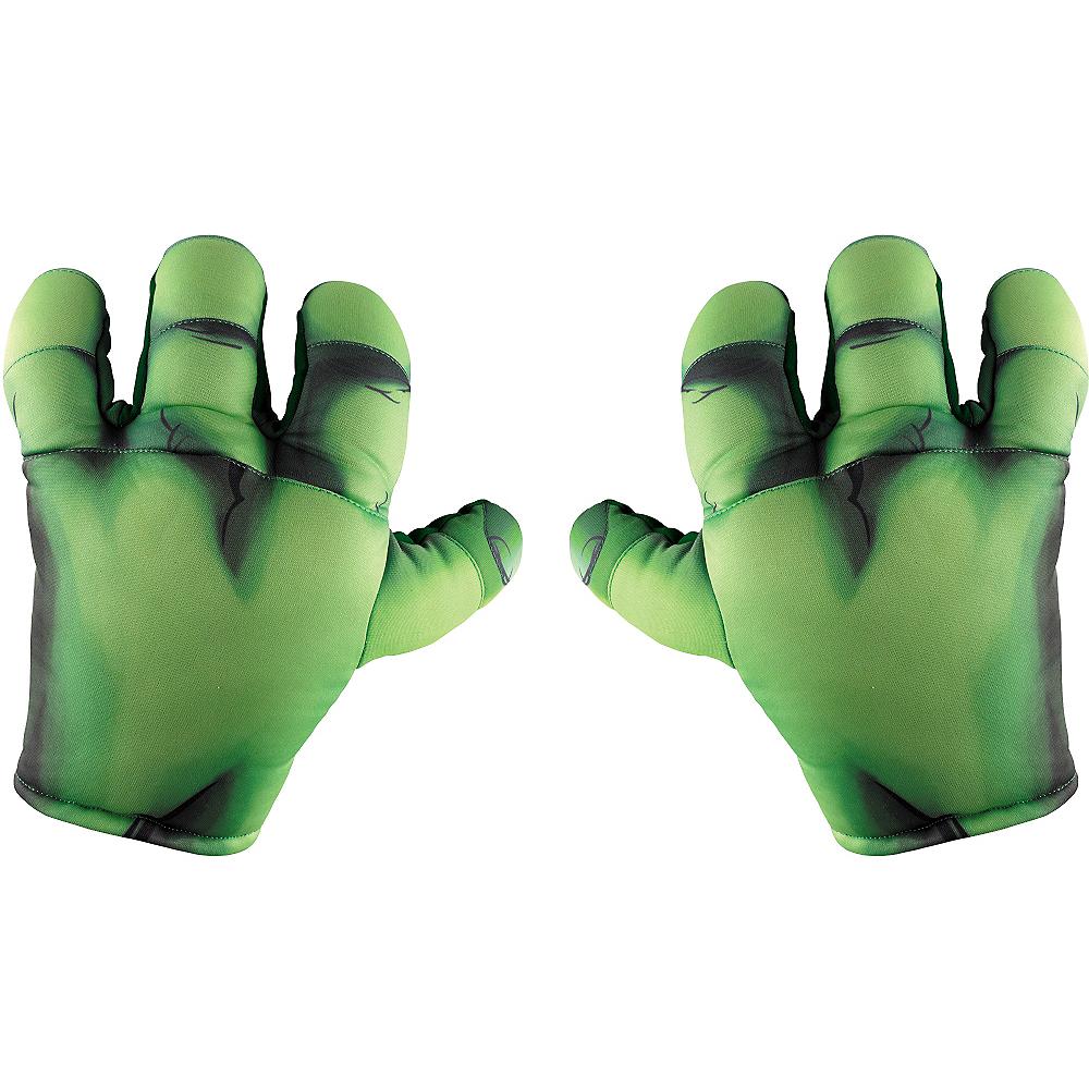 Child Soft Hulk Hands Image #1