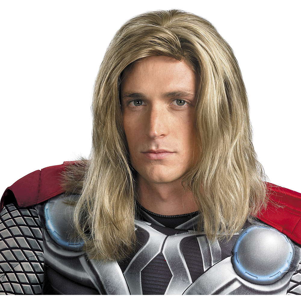 Nav Item for Thor Wig Image #2