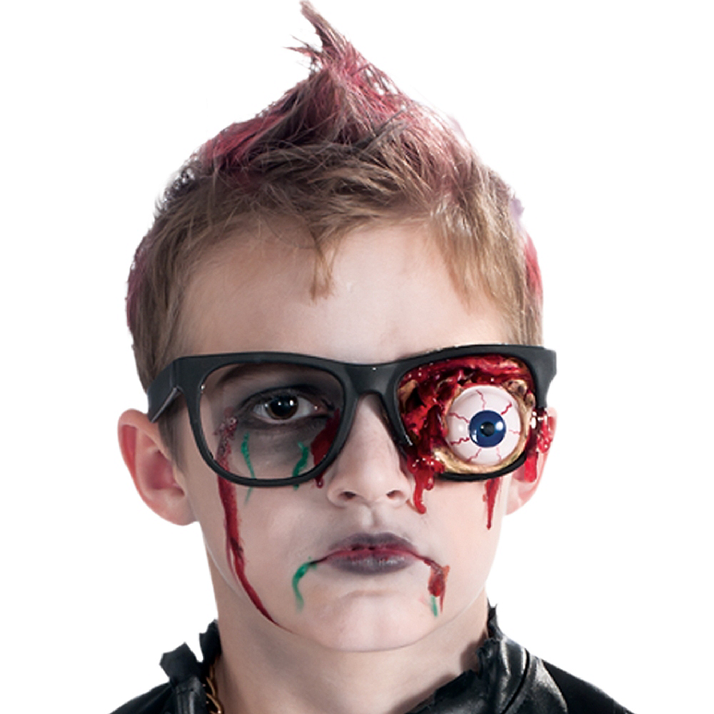 Child Zombie Glasses Image #3