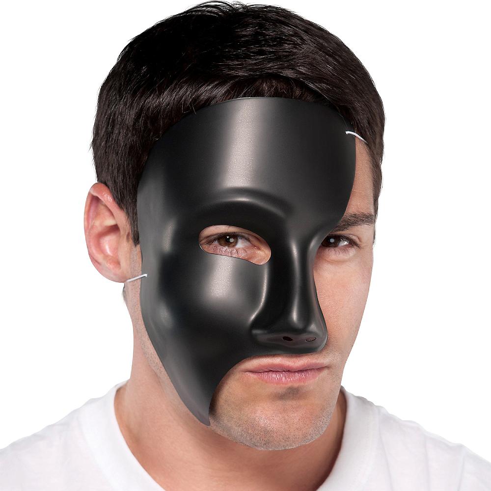 Black Phantom Mask Image #2
