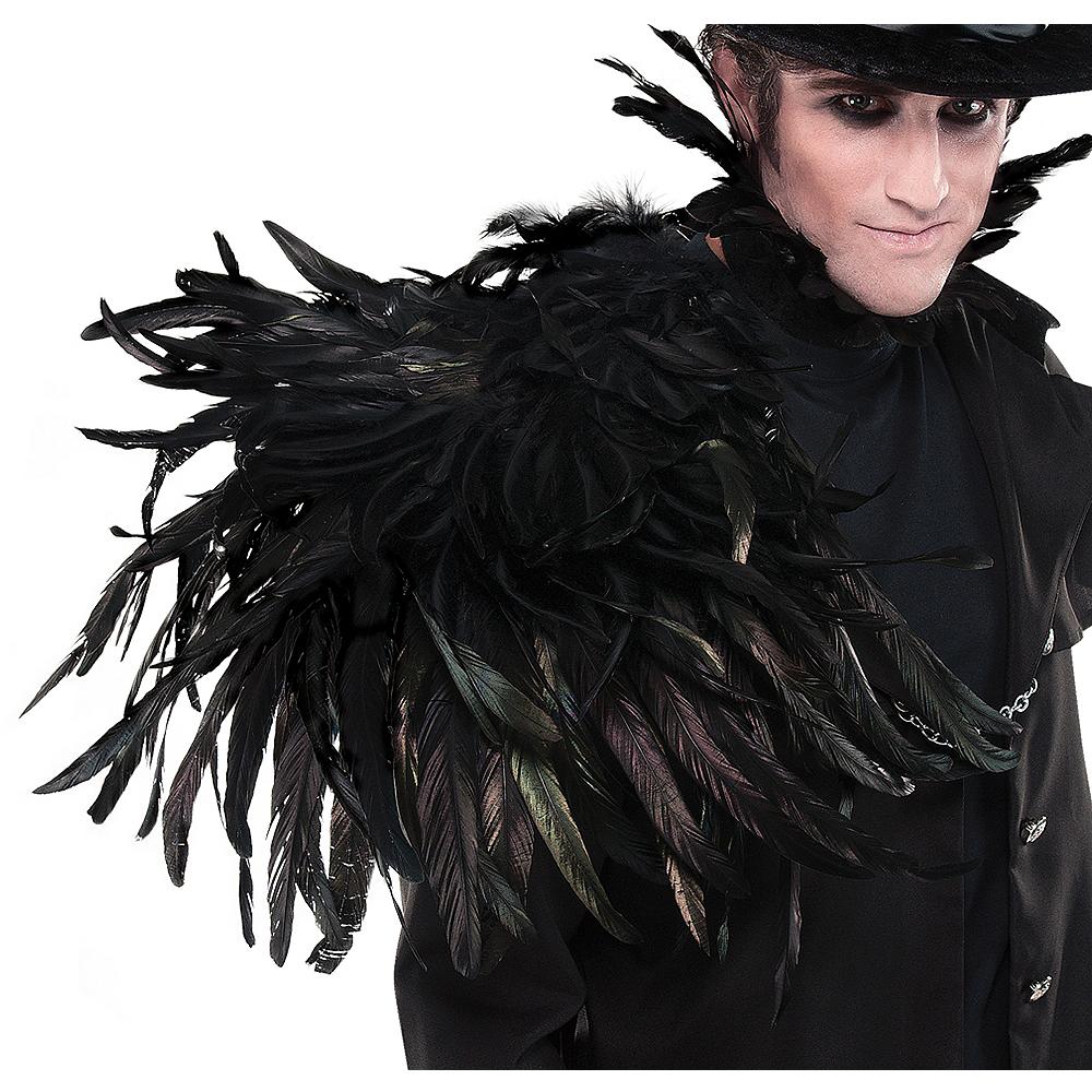 Gothic Shoulder Wing Image #1