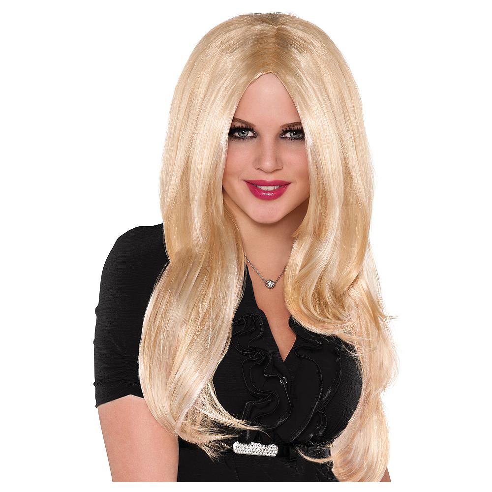 Sun-Kissed Blonde Wig Image #1